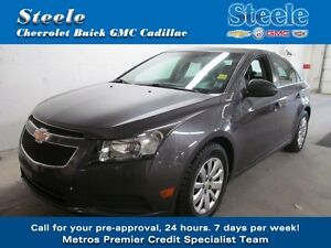 2011 Chevrolet CRUZE LS One Owner Low KM's !!!