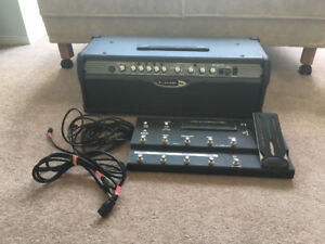 Line 6 Guitar Amp Head and Pedal