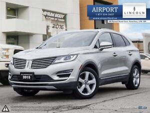 2015 Lincoln MKC AWD Lincoln Luxury with only 118,412 kms