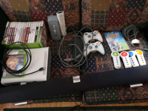 Xbox360  and Sound bar