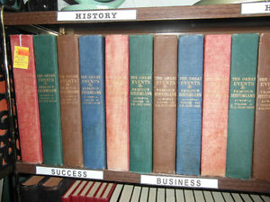 Complete 1905 20-vol Great Events for Famous Historians