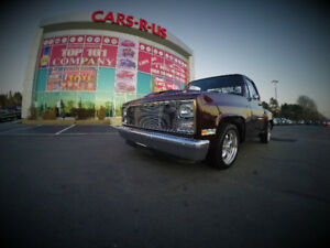 1987 Chevrolet C10 Step Side LS Turbo