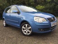 *IMMACULATE LITTLE CAR*12 MTHS WARRANTY*1 FORM KEEPER*2008(08)VW POLO 1.2 MATCH