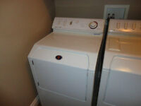 Maytag Negtune front load dryer