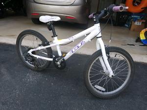 """20"""" GT Laguna girls bike."""