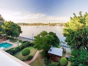 2 bed 2 bath Riverfront Apartment: 23Dec 16Jan Holiday Rental! Newstead Brisbane North East Preview