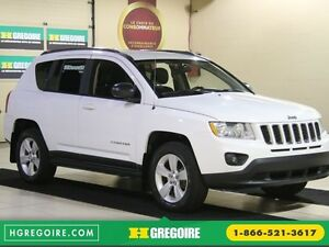 2012 Jeep Compass 4WD AUTO A/C GR ELECT MAGS