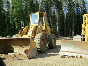 920 Cat wheel loader $20,000 , trade for larger loader