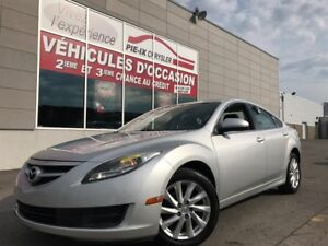 Mazda MAZDA6 4dr Sdn I4 GS+MAGS+A/C+GR.ELEC+WOW! 2011