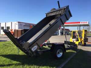 DUMP TRAILER  NEW  CHERROKEE  EARLY WINTER SALE