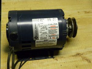 1hp Electric Motor 1725 Rpm Buy Sell Items Tickets Or