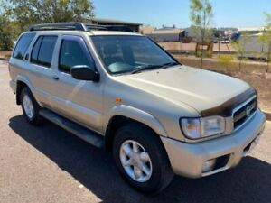 NISSAN PATHFINDER 2003 AUTO Winnellie Darwin City Preview