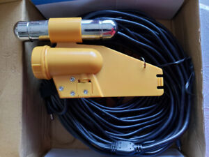 Underwater Viewing camera with 20m cable 12v