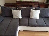 Luxury Corner sofa bed !!