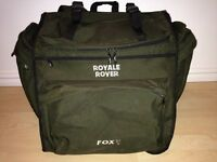 Fishing Fox royale rucksack (mint condition)