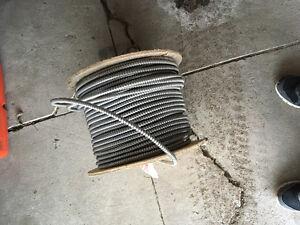 Full roll of B X wire 150 metre roll