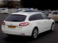2012 10 PEUGEOT 508 1.6 ACTIVE SW E-HDI FAP 5D 112 BHP DIESEL