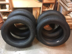 4 michelin tires