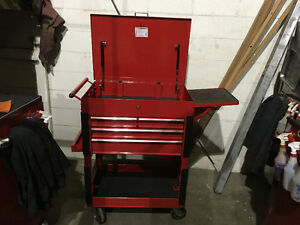 Snap on/Blue point service cart-roll cart