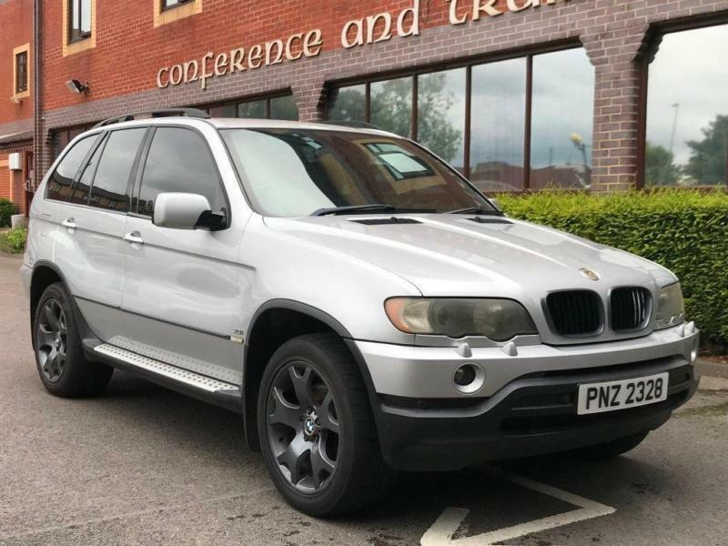2003 Bmw X5 30 I Sport 5dr Lpg Gas Converted In Small