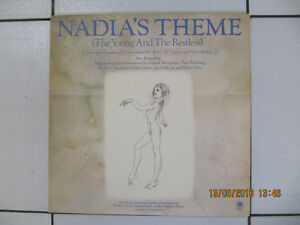 Classic Nadias Theme (The Young & The Restless) LP Circa 1975