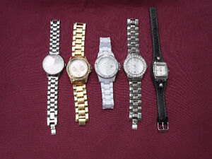 Ladies Lot of Watches