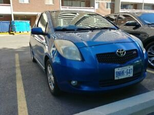 2005 Toyota Yaris Coupe (2 door)