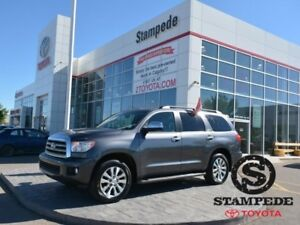 2016 Toyota Sequoia Limited  - Certified