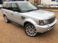 2007 '57' Land Rover Range Rover Sport 3.6 TD V8 HSE. Stunning. Px Swap
