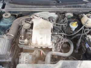 95 Golf 2.0 litre engine and 5 speed