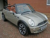 Mini One Sidewalk Convertible (special edition)