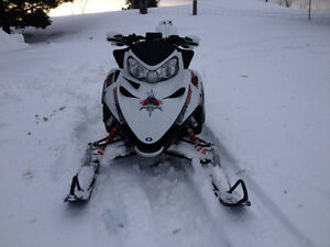 2009 Polaris 800 Dragon