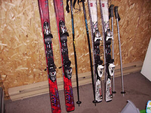 ensemble de ski nordica