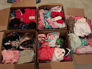 Girl Clothes 0 - 24 months