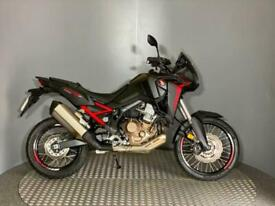 Honda CRF 1100 Africa Twin 2020 with only 1374 miles / One Owner