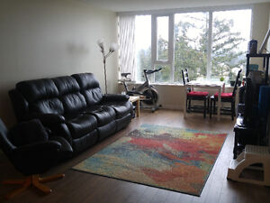 Great apartment for rent on UBC campus