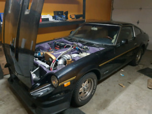 1981 DATSUN 280ZX with RB20DET