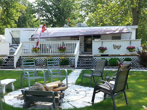 2007 Canadian Country Cottage RV park model