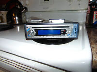 Bluetooth stereo with remote in good con $75 Nextar MP3