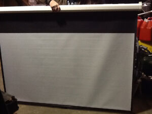 LIKE NEW! Portable Movie, Film TV Projector Screens 6ft $50 each
