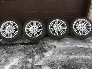 Mags Volvo 17 pouces pneus et jantes