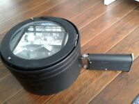 Lithonia MR1 Series, 347 Volt, 175 W, out door pole lighting