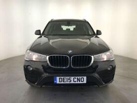 2015 BMW X3 XDRIVE20D SE AUTO DIESEL 4WD 1 OWNER BMW SERVICE HISTORY FINANCE PX