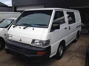 2011 Mitsubishi Express Van Petrol / Gas North Toowoomba Toowoomba City Preview