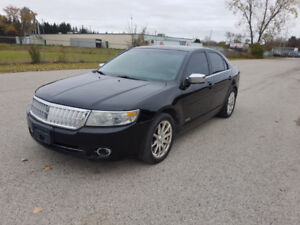 2008 Lincoln MKZ NO ACCIDENTS / CERTIFIED / WARRANTY INCLUDED