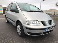 Volkswagen Sharan excellent condition large 7 seater