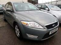 2010 10 Ford Mondeo 2.0TDCi 140 Zetec 5DR Diesel 83K 1 Owner Parking Sensors