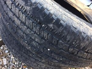 Hankook 17r 265 tires
