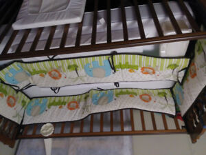 Selling baby crib bumber pads