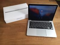 apple MacBook Pro Retina, 13-inch